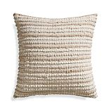 "Huey 23"" Pillow with Feather Insert"