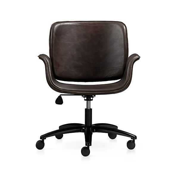 Hughes Office Chair in Office Chairs | Crate and Barrel