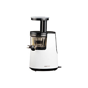 Hurom Premium Slow Juicer Review : Juicers and Juice Extractors Crate and Barrel