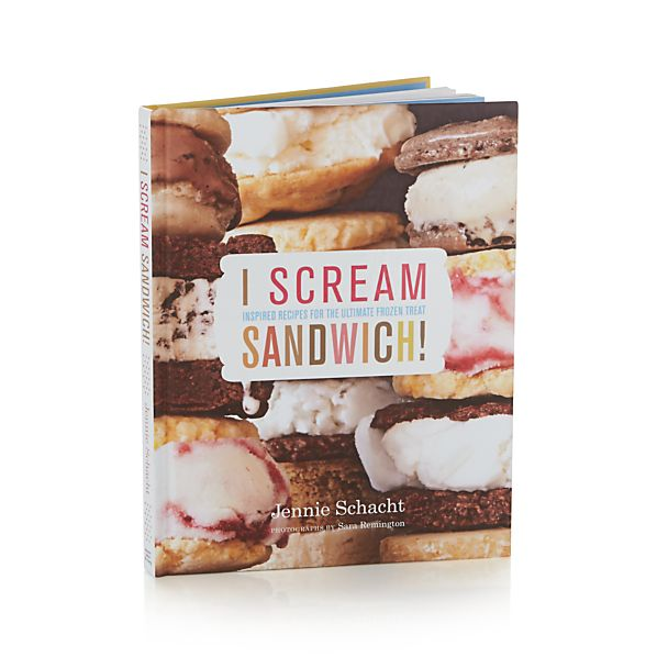I Scream Sandwich Cookbook