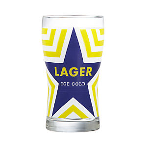 Ice Cold Lager Beer