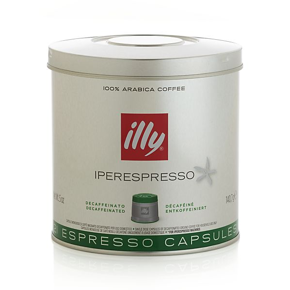 illy® iperEspresso Decaf Coffee Capsules