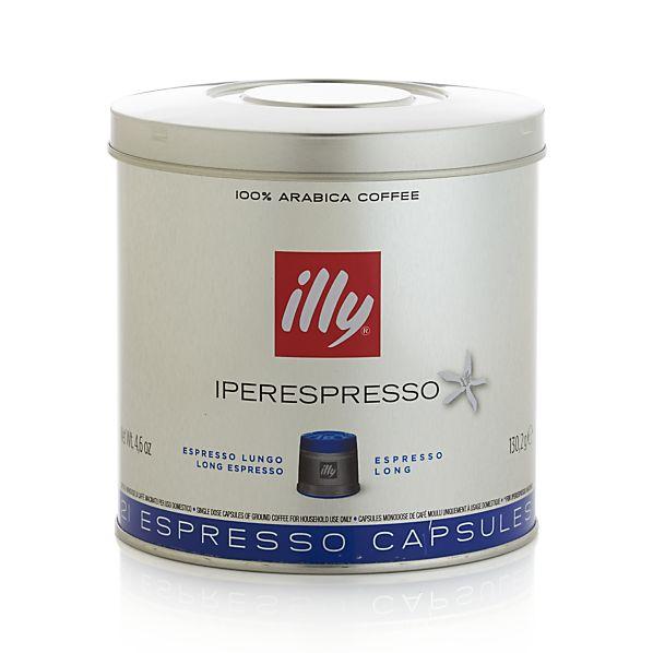 illy ® iperEspresso Lungo Capsules