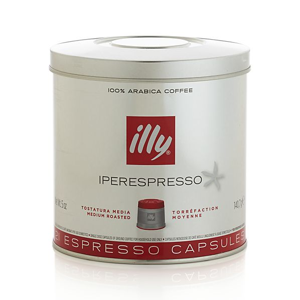 illy® iperEspresso Medium Roasted Coffee Capsules