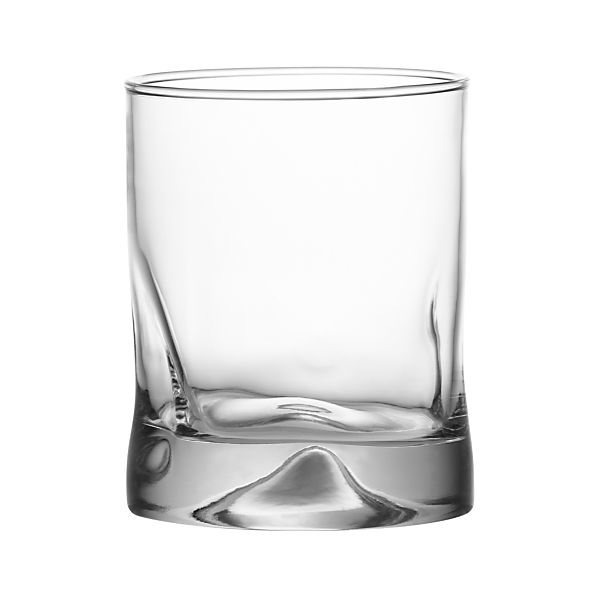 Set of 4 Impressions Double Old-Fashioned Glasses
