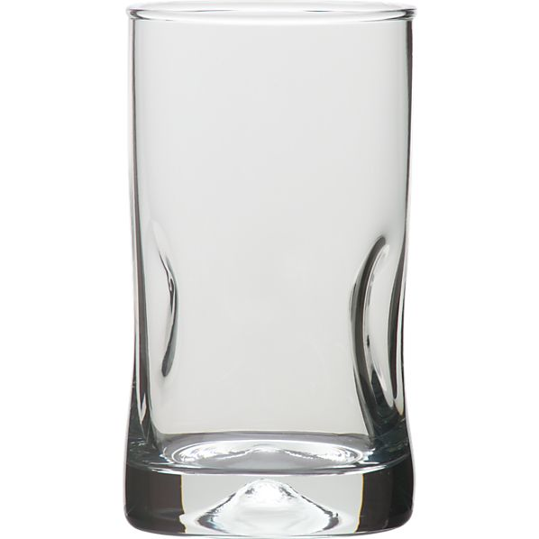 Set of 8 Impressions 10 oz. Juice Glasses