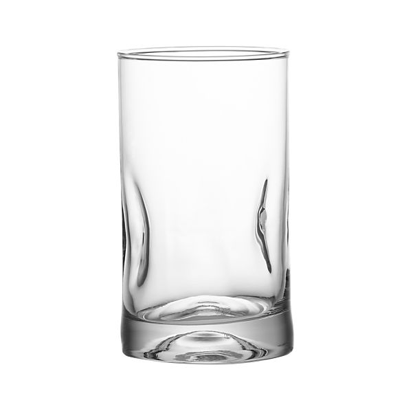 Set of 4 Impressions Juice Glasses