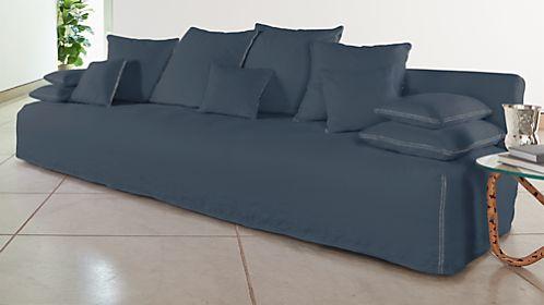 Indigo Grand Sofa