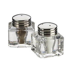 Inkwell Salt and Pepper Shaker Set