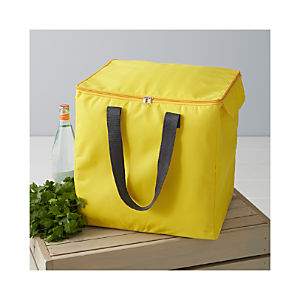Polder® Yellow Insulated Cart Liner