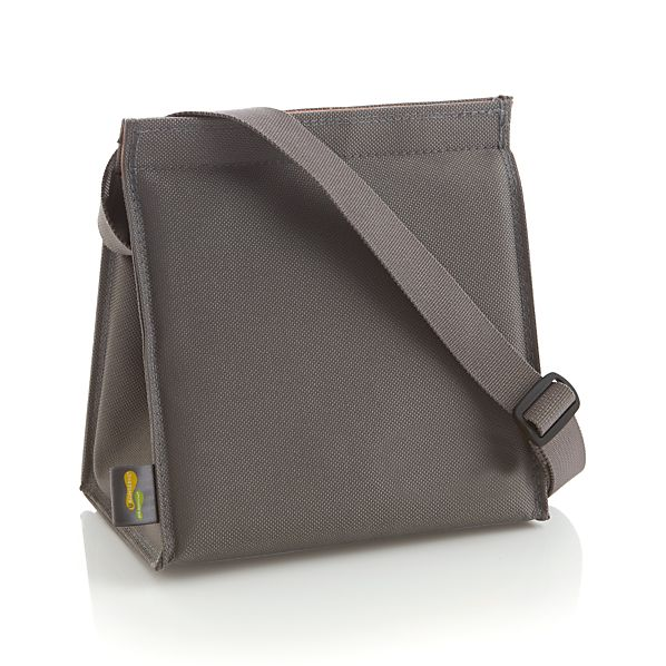 Insulated Slate Lunch Sack