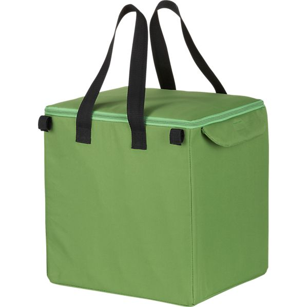 Green Insulated Cart Liner