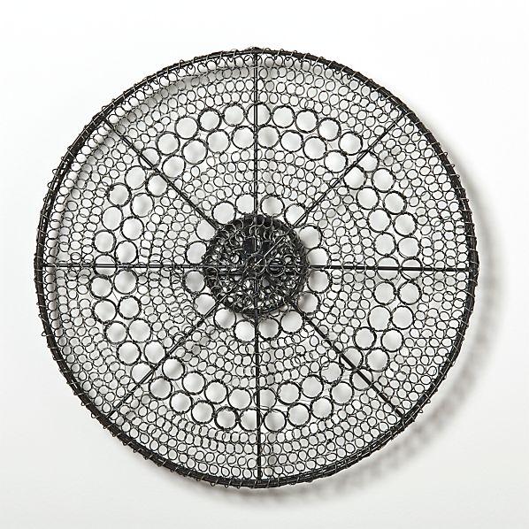 Intricate Circle Small Wall Art
