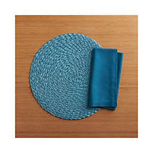 Iraya Blue Placemat
