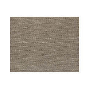 Island Graphite Chevron 8x10 Rug