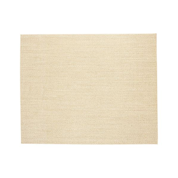 Island Chevron Cream 8'x10' Rug