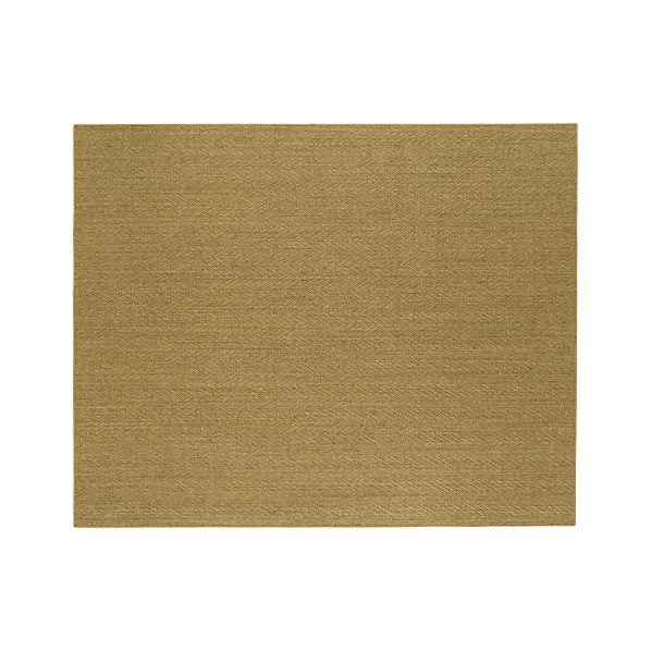 Island Chevron Honey 8'x10' Rug