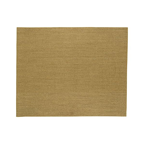 Island Grid Honey 8'x10' Rug