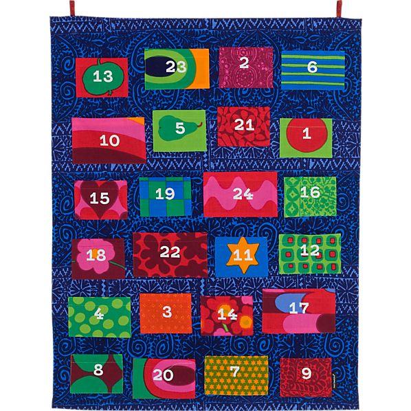 Marimekko Isola's Advent Calendar