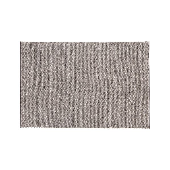 Ivan Natural Felted Wool 6'x9' Rug