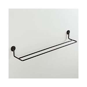 Jackson Double Towel Bar Holder