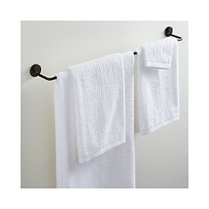 Jackson Single Towel Bar Holder