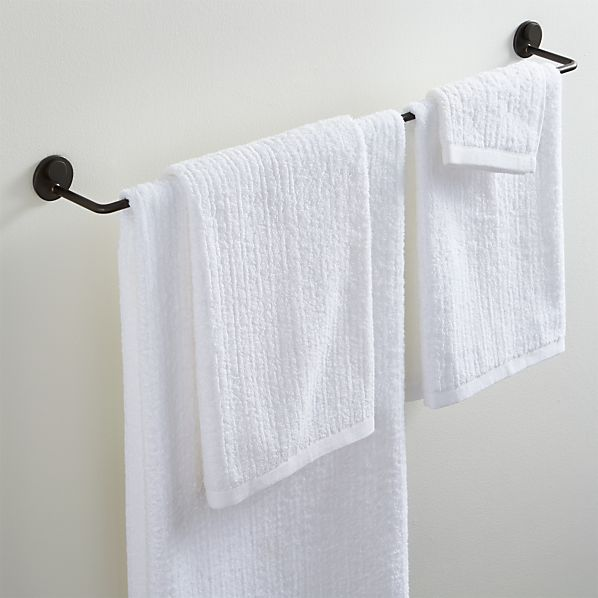 Jackson Single Bar Towel Rack