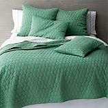 Jade Full-Queen Quilt