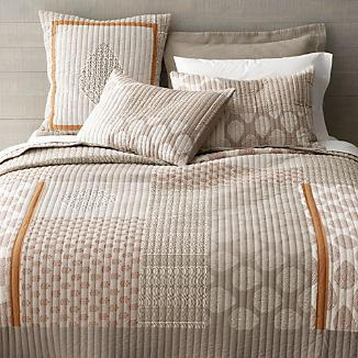 Jaipur Quilt and Pillow Shams