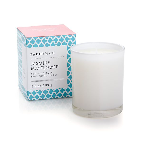 Jasmine Mayflower Scented Candle