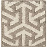 Jasper Grey 12&quot; sq. Rug Swatch