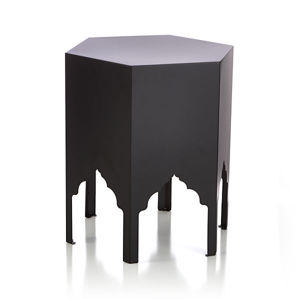 Jemma Pepper Side Table