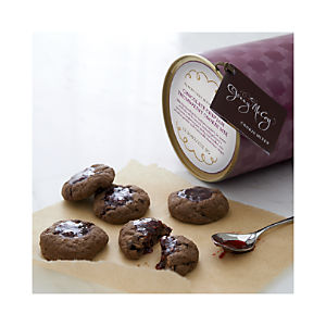 Jenny McCoy Chocolate Jam Thumbprint Cookie Mix