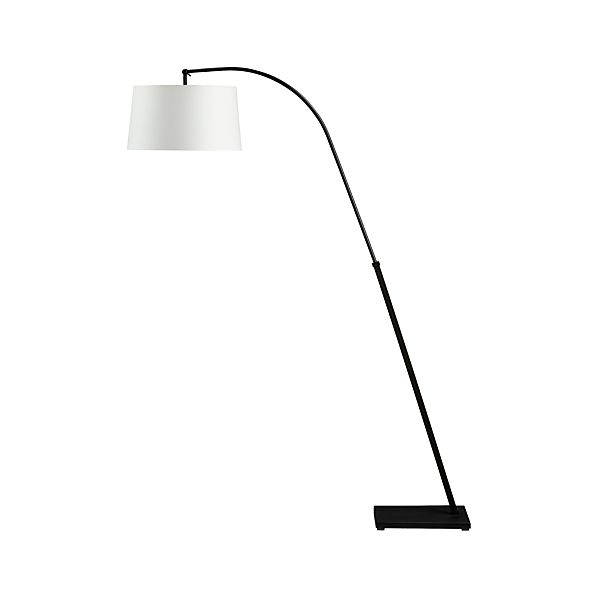 Jerrard Floor Lamp in Floor Lamps, Torchieres | Crate and Barrel