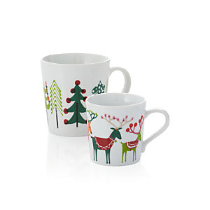 Jingle Mugs