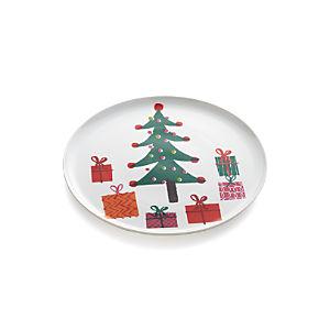 Jingle Round Platter