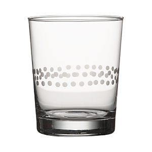 Jojo Double Old-Fashioned Glass