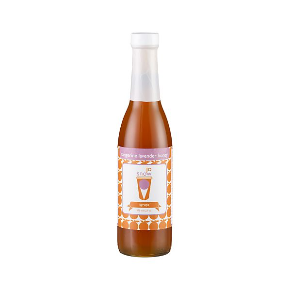 JoSnow Tangerine Lavender Honey Snow Cone Syrup