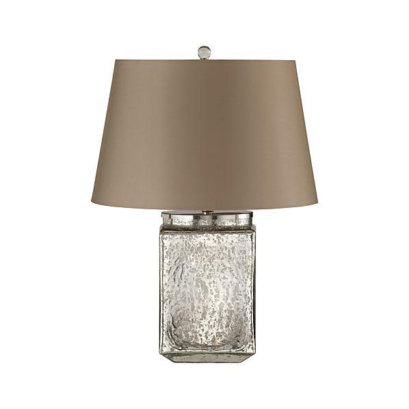 jolie table lamp crate and barrel. Black Bedroom Furniture Sets. Home Design Ideas
