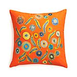 "Juanita 20"" Pillow with Down-Alternative Insert"