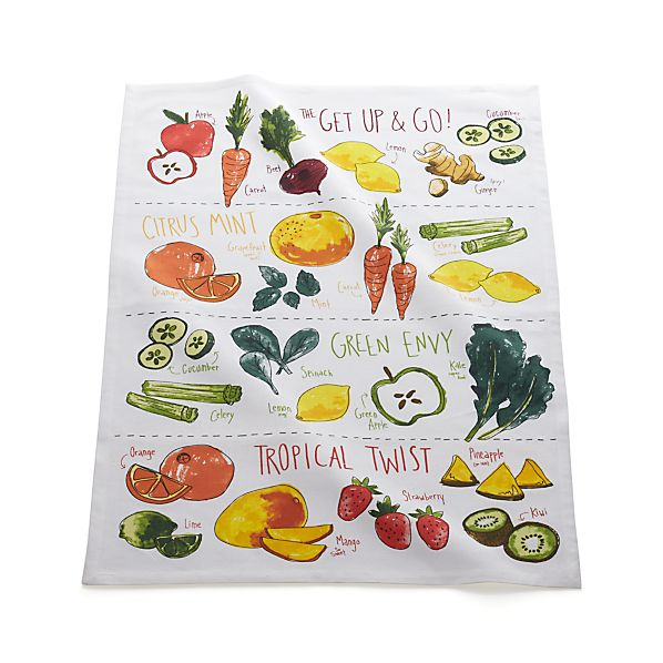 Juicing Dishtowel
