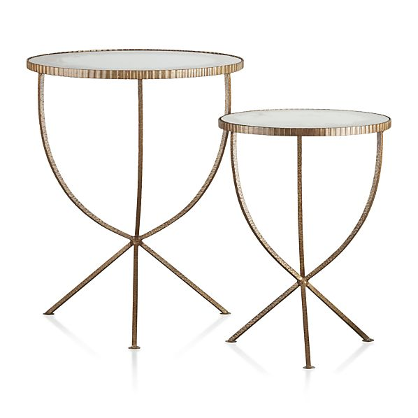Jules Accent Table Set of Two
