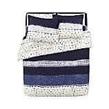 Marimekko Jurmo Blue Bed Linens