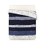 Marimekko Jurmo Blue Full/Queen Duvet Cover