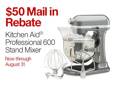 KitchenAid Special Offer