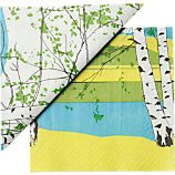 Set of 20 Marimekko Kaiku Paper 4.75&quot; Napkins