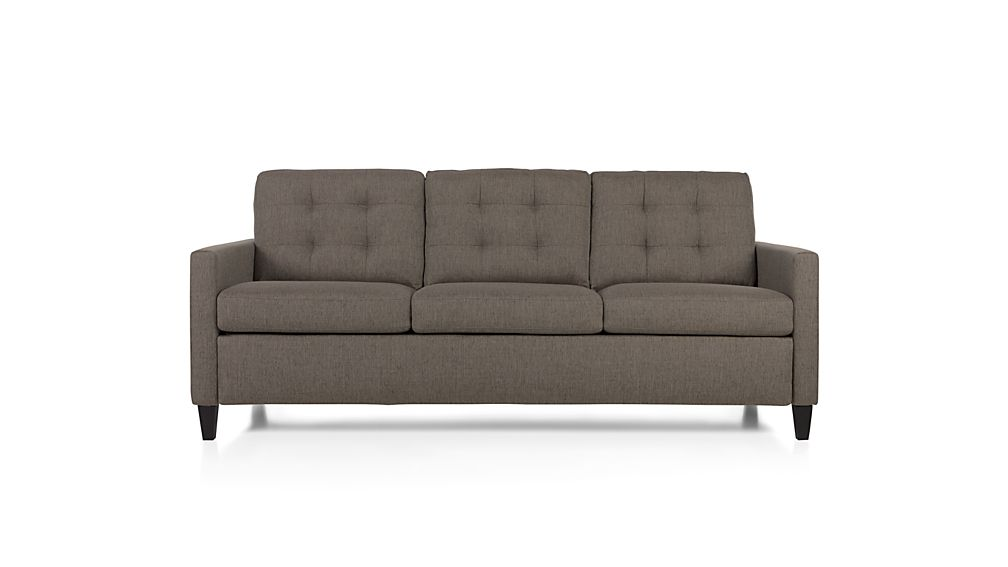 Karnes King Sleeper Sofa Storm Crate And Barrel