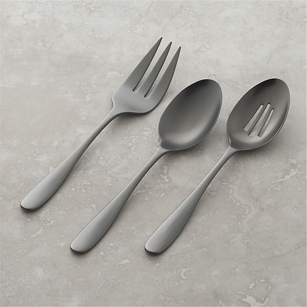 Katala 3-Piece Serving Set