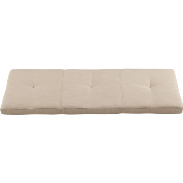 Kavari Bench Cushion in Entryway Benches | Crate and Barrel