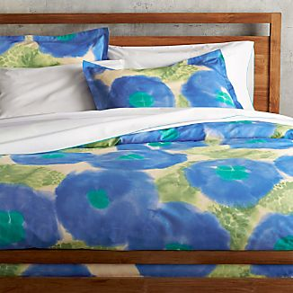 Marimekko Kehakukka Blue Full/Queen Duvet Cover